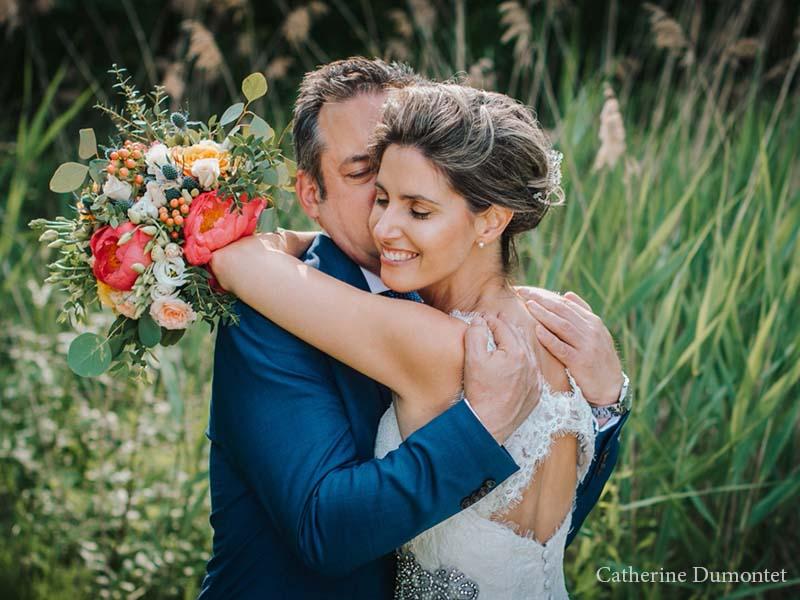 mariage aux salles du boisé à Mercier