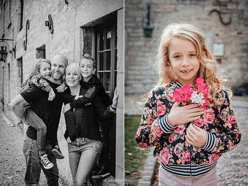portraits de famille à Montréal