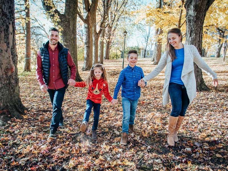 conseils pour réussir ses photos de famille