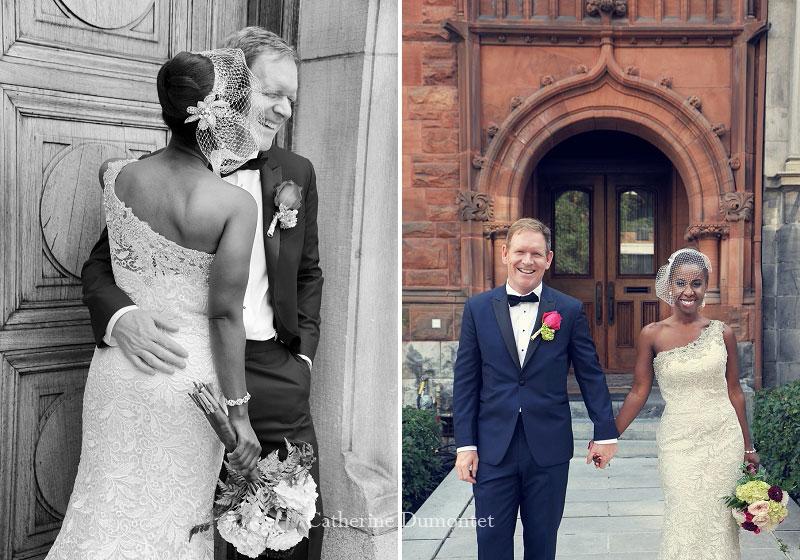 Les mariés bienheureux