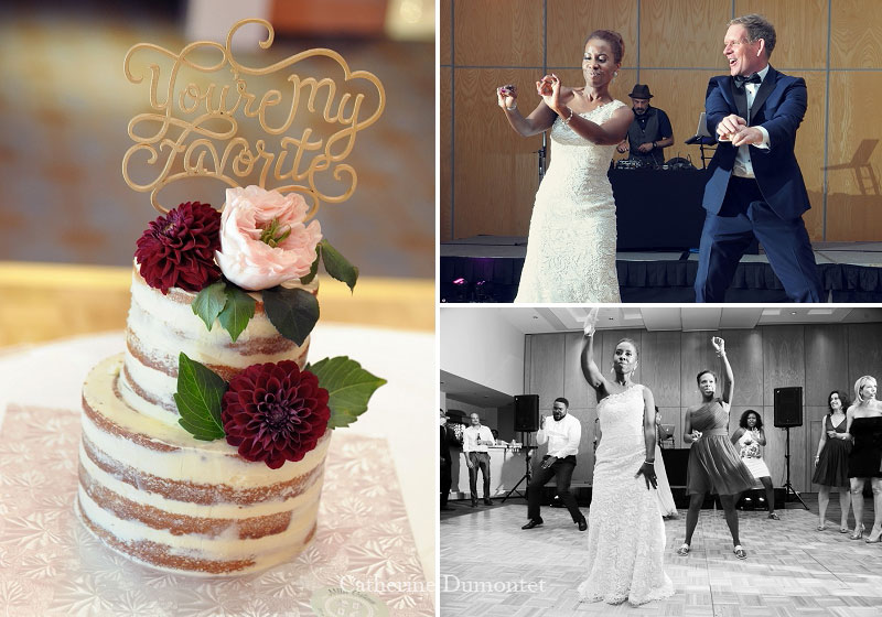 réception de mariage au Sofitel de Montréal