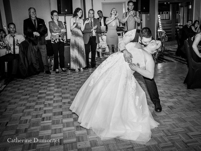 jeu des mariés en soirée