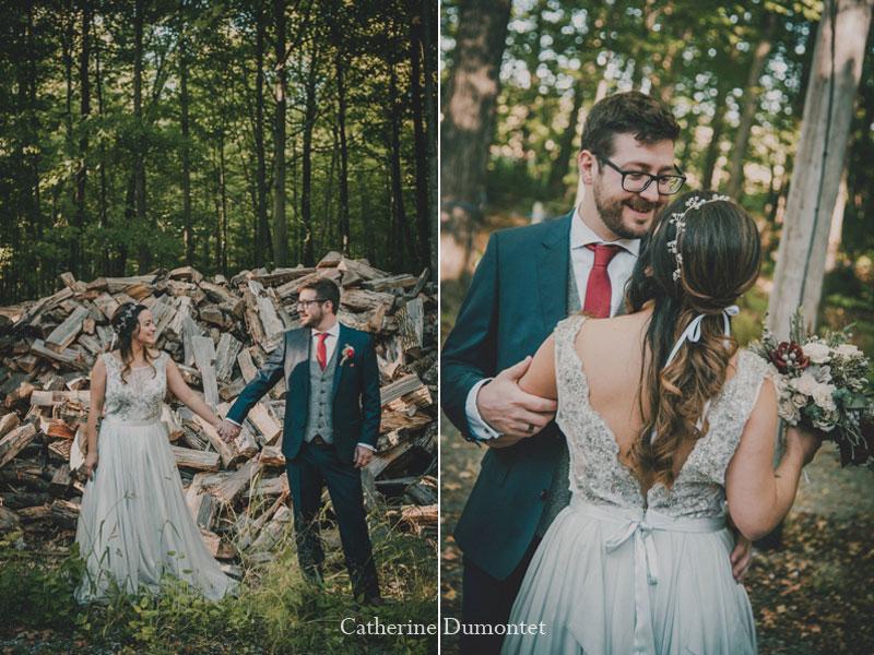 Mariage à l'Auberge Handfield en Montérégie