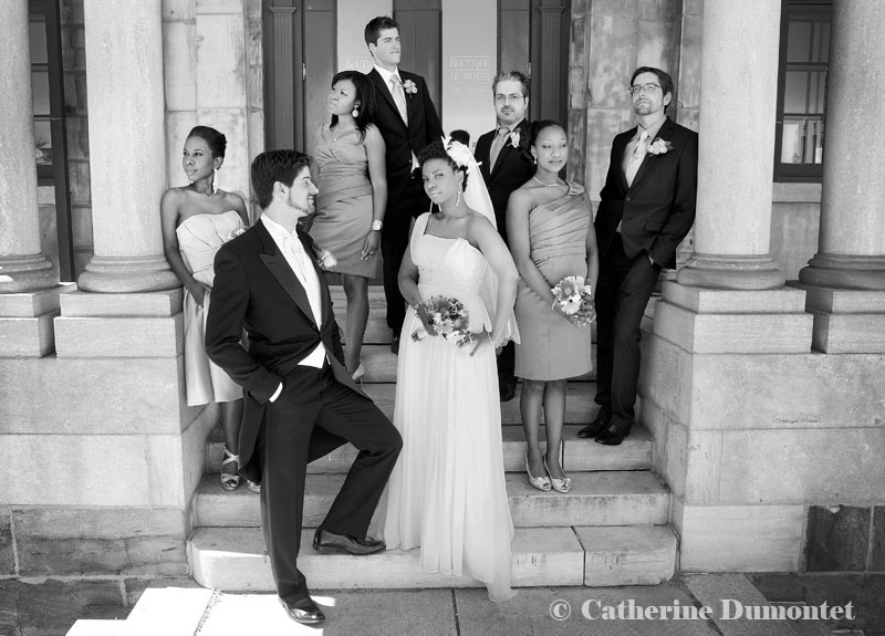 photo de mariage dans le Vieux-Port