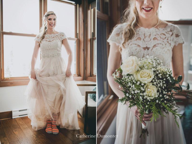 La préparation de la mariée au Elysium Resort & Spa