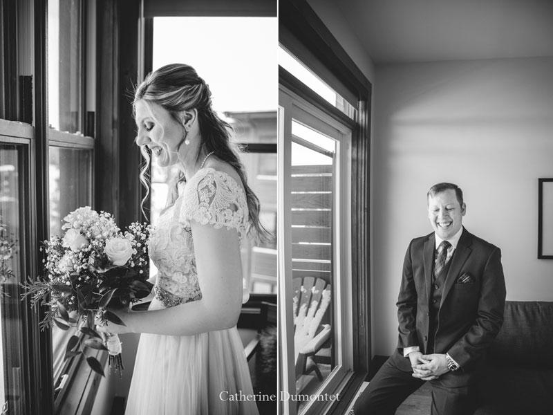 Portraits des mariés au Elysium Resort & Spa