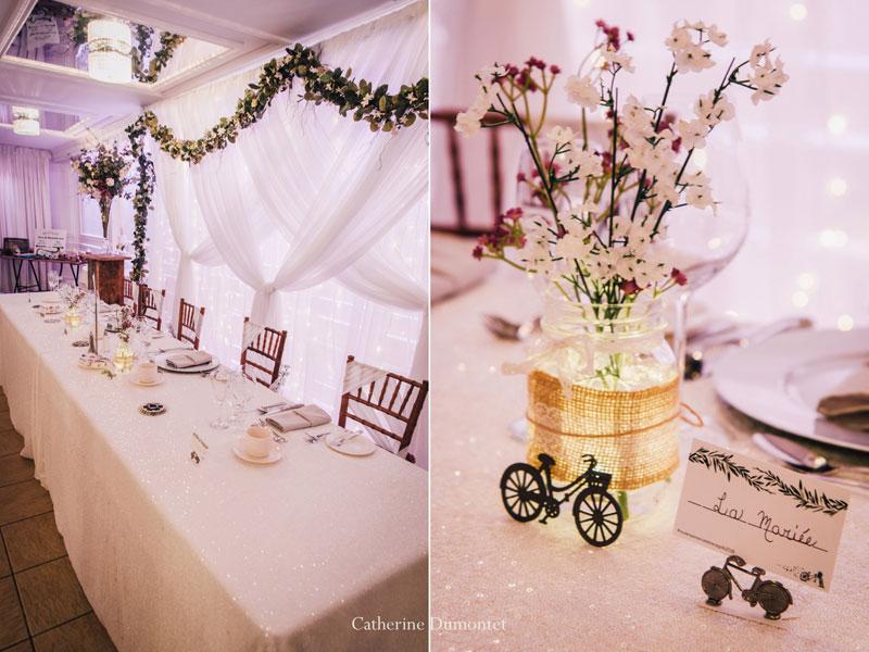 décorations mariage à La Distinction