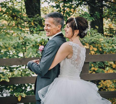 Photographe mariage dans Lanaudière