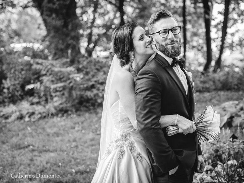 Mariés au Manoir Grant