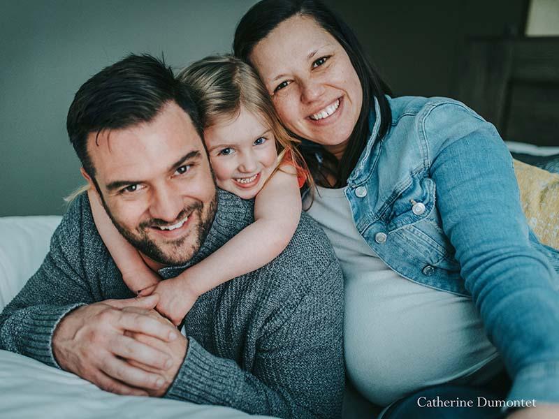 Photos de famille et de maternité à Verdun