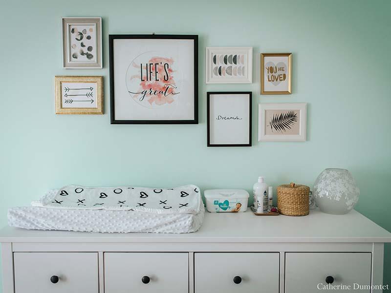 décorations de chambre de bébé
