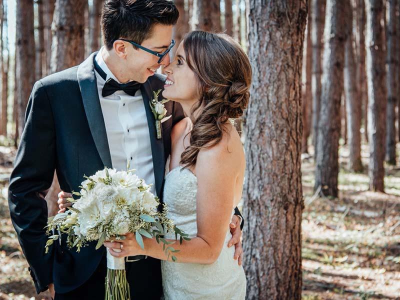 Photographe mariage Mont-Tremblant